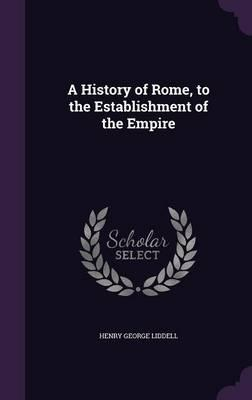 A History of Rome, t...