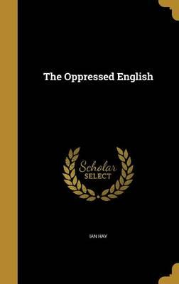 OPPRESSED ENGLISH
