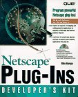 Netscape Plug-Ins Developer's Kit