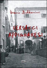 Versacci appignanesi. Testo appignanese e italiano