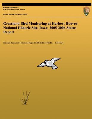Grassland Bird Monitoring at Herbert Hoover National Historic Site, Iowa
