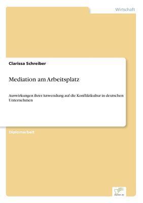 Mediation am Arbeitsplatz