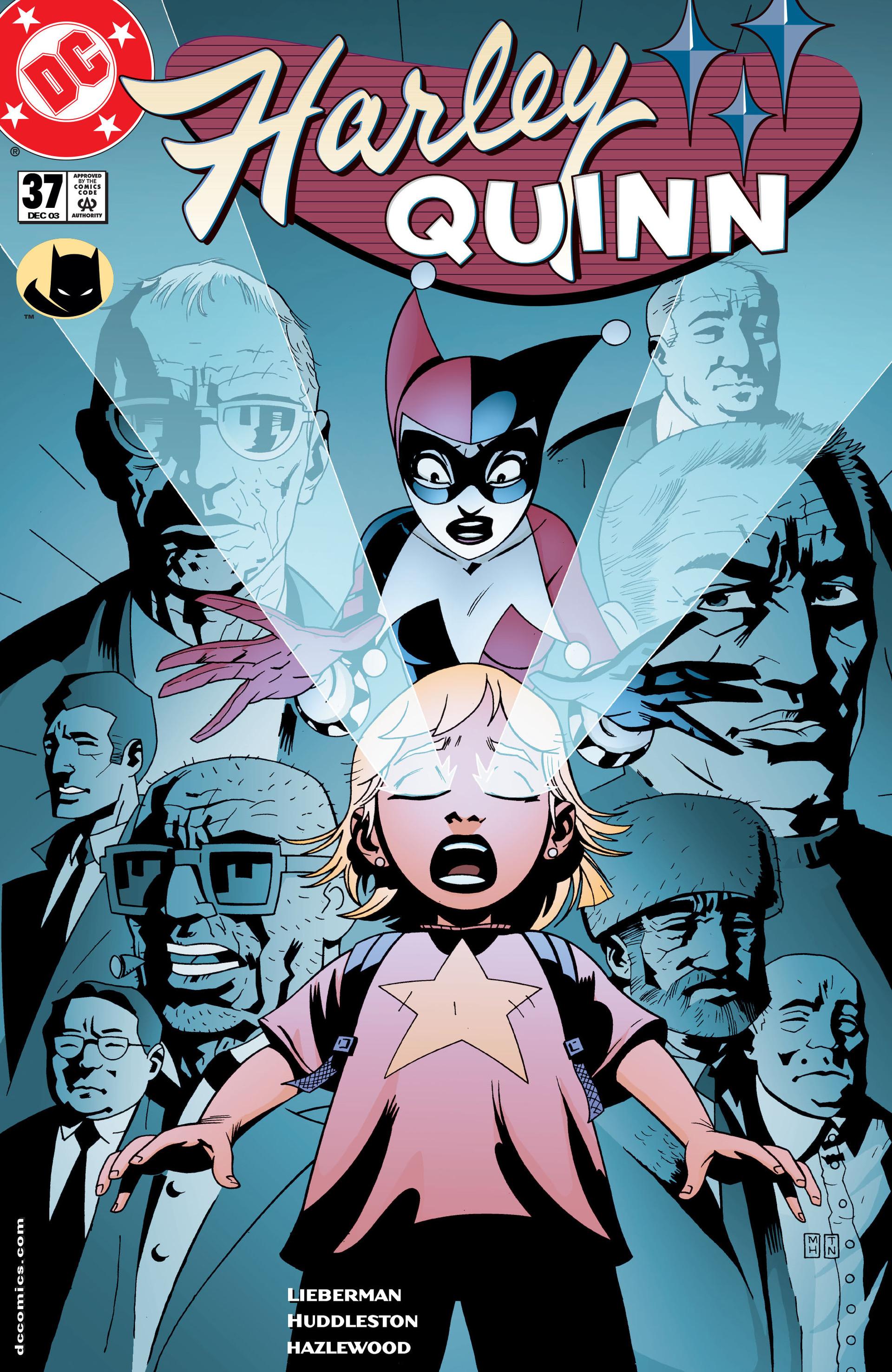 Harley Quinn Vol.1 #37