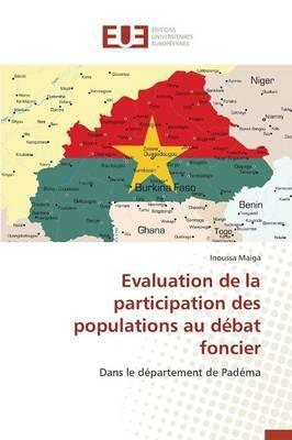 Évaluation de la Participation des Populations au Debat Foncier