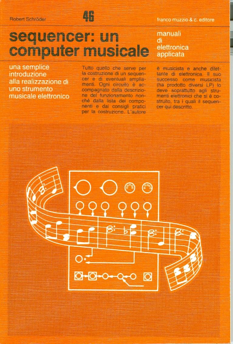 Sequencer, un computer musicale