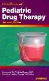 Handbook of Pediatric Drug Therapy