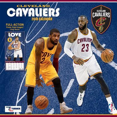 Cleveland Cavaliers 2018 Calendar