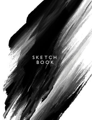 Black and White Cover Sketchbook