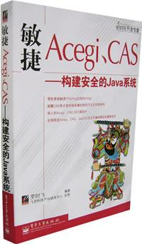 敏捷Acegi、CAS