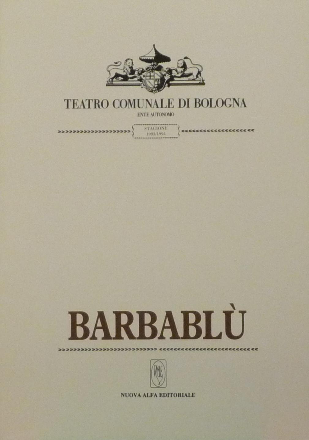 Barbablu - Jacques O...