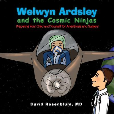 Welwyn Ardsley and the Cosmic Ninjas