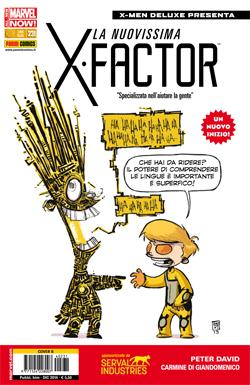 X-Men Deluxe Presenta n. 231
