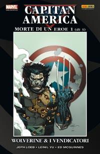 Capitan America: Morte di un eroe n. 1 (di 3)
