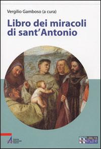 Libro dei miracoli di sant'Antonio