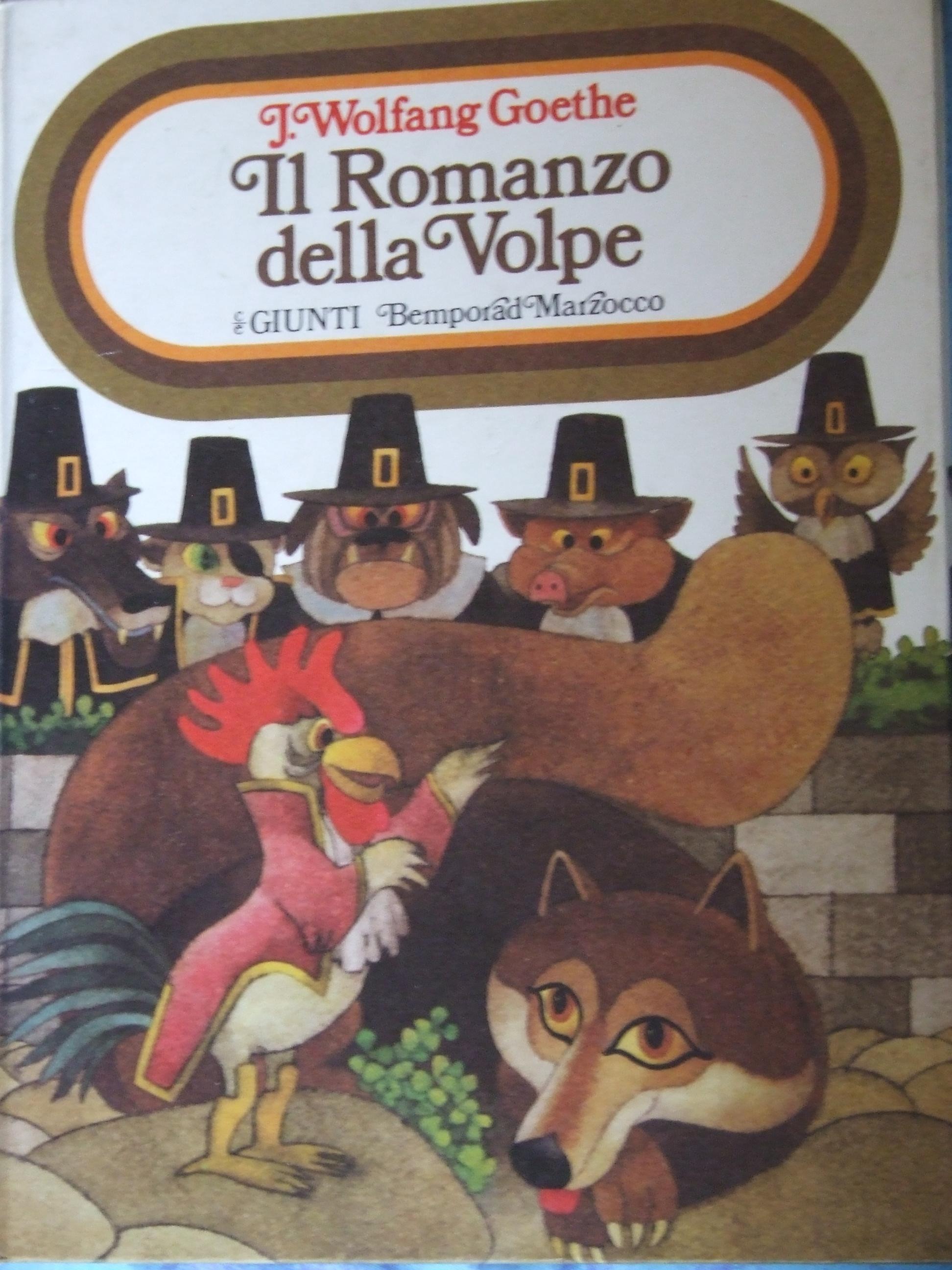 Il romanzo della volpe