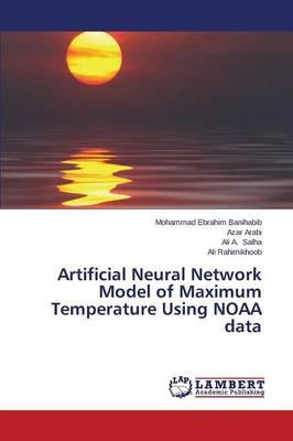 Artificial Neural Network Model of Maximum Temperature Using NOAA data