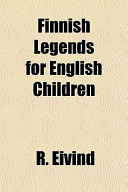 Finnish Legends for English Children