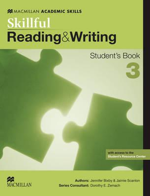Skillful Level 3 Reading & Writing Student's Book Pack