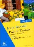 Poil de Carotte (comédie en un acte) ; suivi de La bigote (comédie en deux actes)