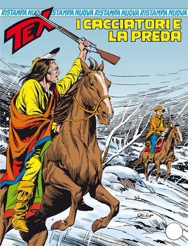 Tex Nuova Ristampa n. 244