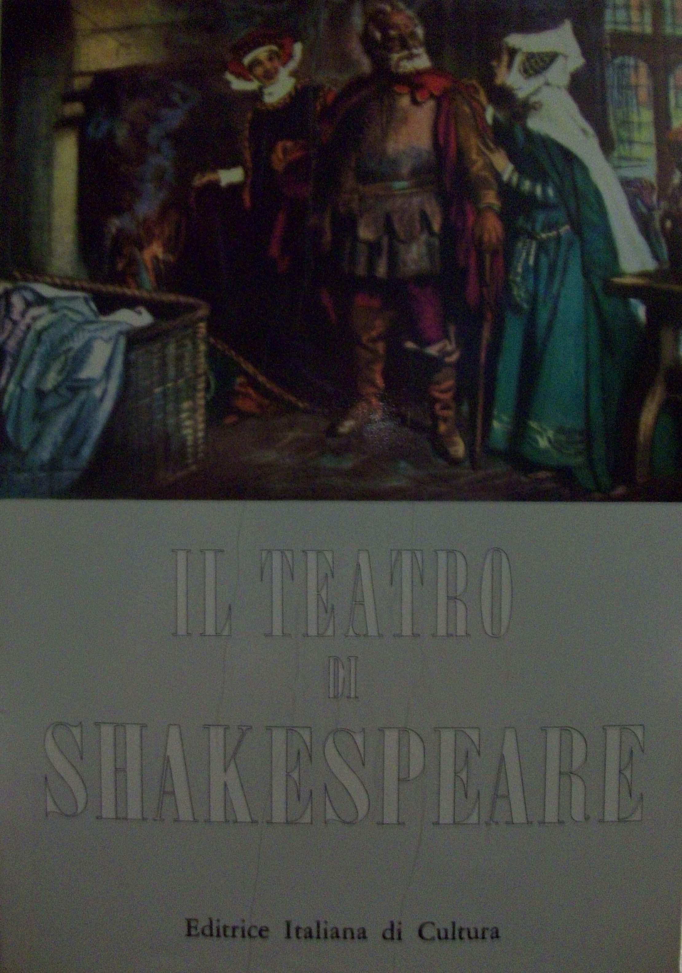 Il teatro di Shakespeare vol. II