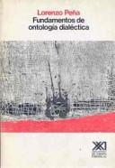 Fundamentos de ontología dialéctica