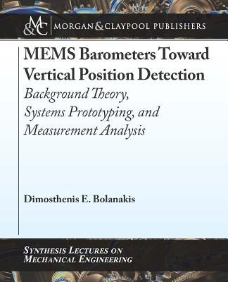 Mems Barometers Toward Vertical Position Detection