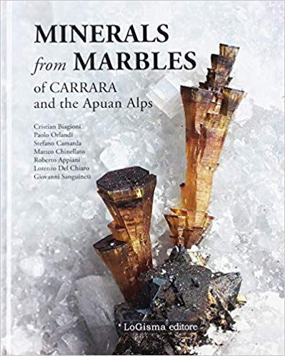 Minerals from Marbles of Carrara and the Apuan Alps