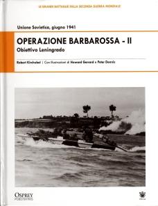 Operazione Barbarossa II - Obiettivo Leningrado