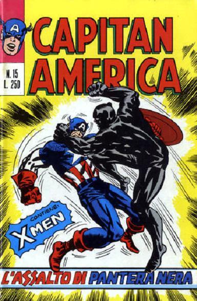 Capitan America n. 15