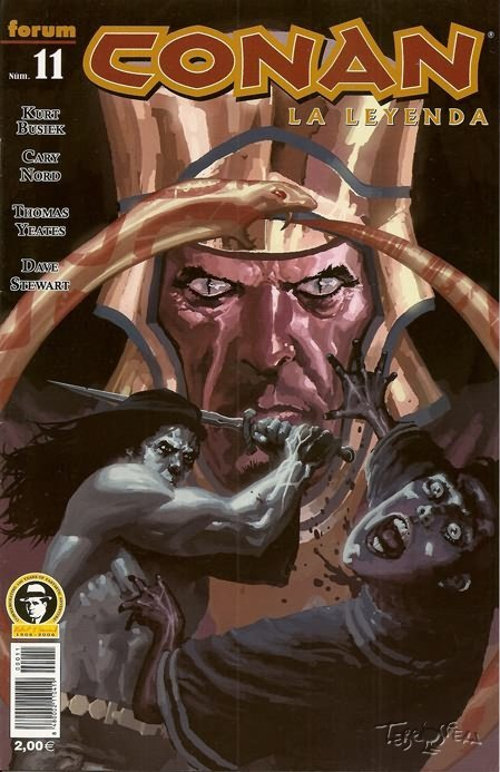 Conan: La leyenda #11