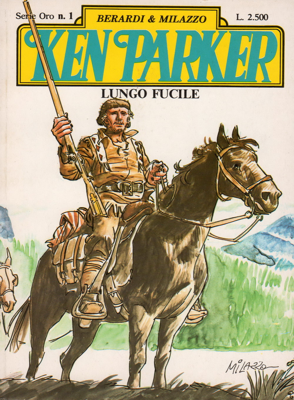 Ken Parker Serie Oro n.1