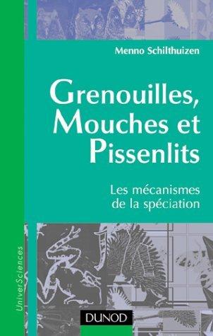 Grenouilles, Mouches...