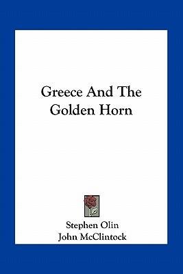 Greece and the Golden Horn
