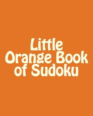 Little Orange Book of Sudoku