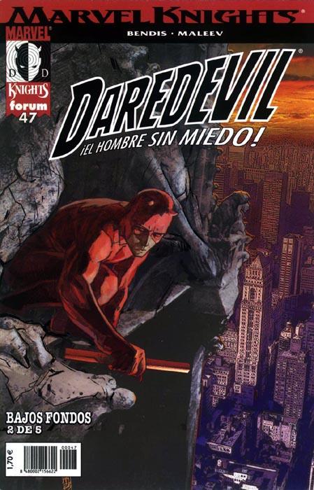 Marvel Knights: Daredevil Vol.1 #47 (de 56)
