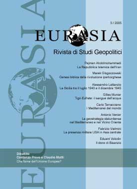 Eurasia. Rivista di studi Geopolitici - 3/2005 (ott - dic)