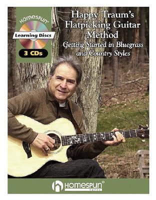 Happy Traum's Flatpicking Guitar Method