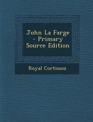 John La Farge - Prim...