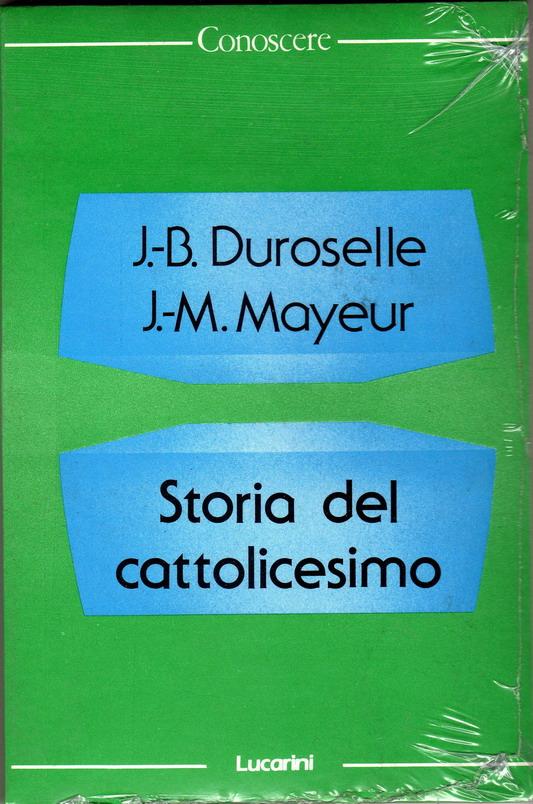 Storia del cattolicesimo