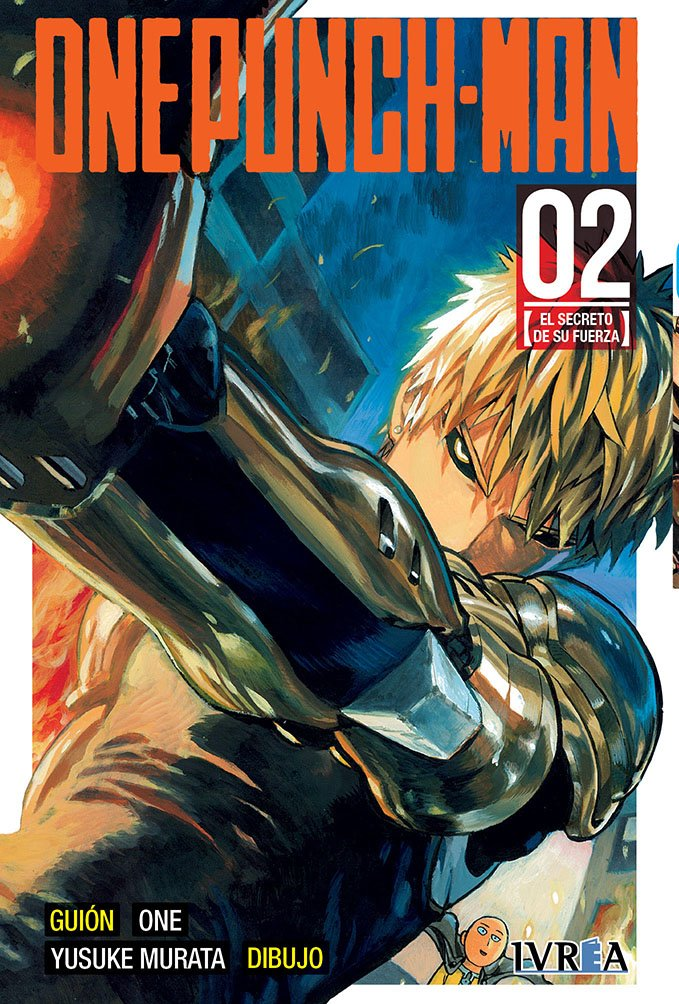 One Punch-Man #2
