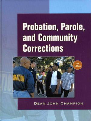 Probation, Parole an...
