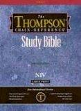 Large Print Thompson Chain Reference Bible-NIV