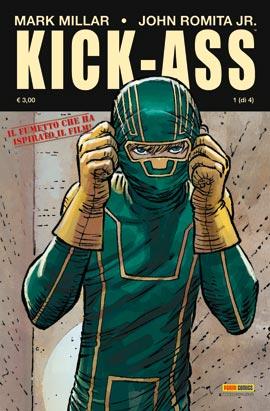Kick-Ass n. 1 (di 4)