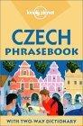 Lonely Planet Czech Phrasebook