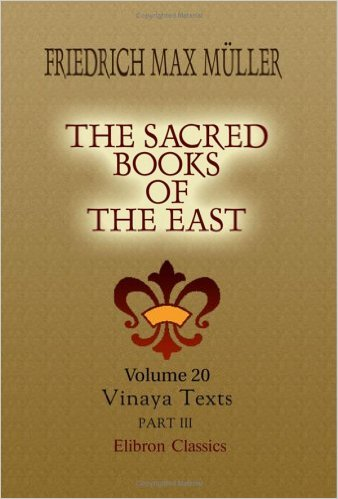 The Sacred Books of the East, Vol. 20