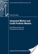 Integrated Market and Credit Portfolio Models
