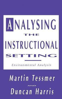 Analysing the Instructional Setting