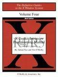 X Toolkit Intrinsics Prog Vol 4m