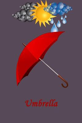 Umbrella Lined Noteb...